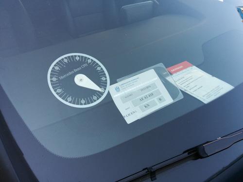 Used Cars In Ri >> Memory Monday: parking discs in Copenhagen