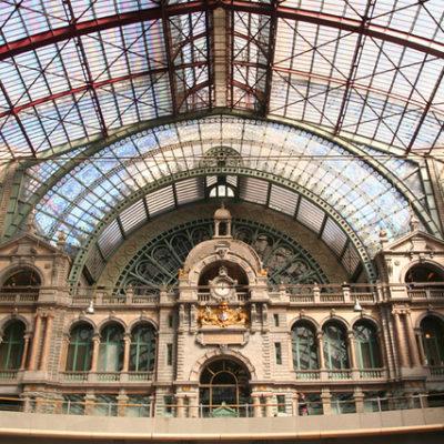 visiting Antwerp