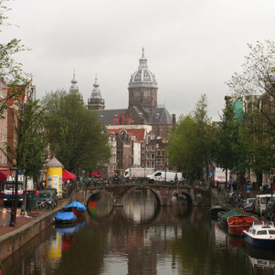 streets (and canals) of Amsterdam