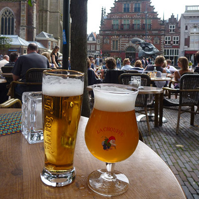 eating and drinking in the Netherlands