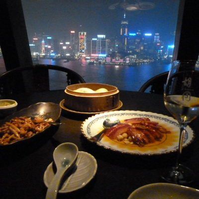 Asian adventure 2011: dining in Hong Kong