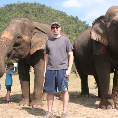 Asian adventure 2011: Elephant Nature Park