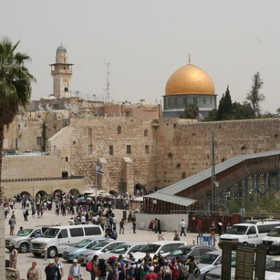 Israel 2012: Jerusalem, Day 1