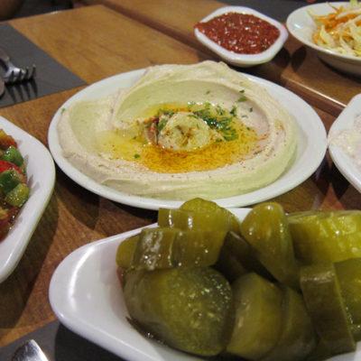 Israel 2012: Food and Drink