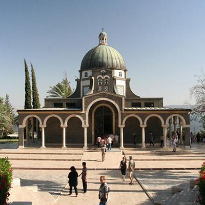 Israel 2012: Galilee, part II (Mt. Tabor, Tabgha and Capernaum)