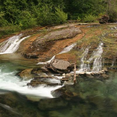 British Columbia 2012: waterfall hiking