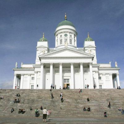 Helsinki 2012: sights of Helsinki, day 1