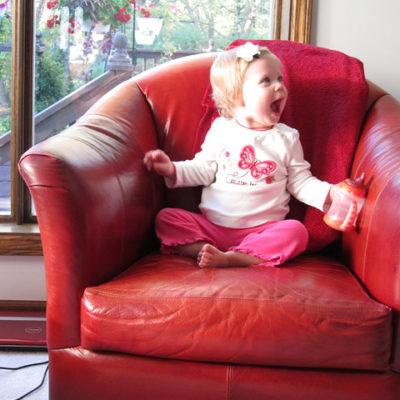 My little niece