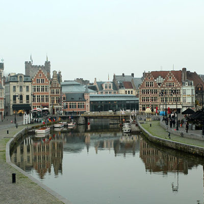 Belgium 2012: sights in Ghent