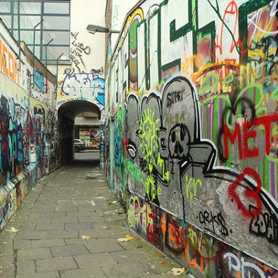 Belgium 2012: street art
