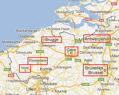 Belgium 2012: Overview