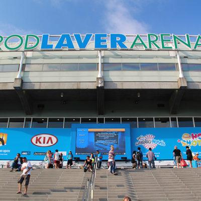 Asia/Australia 2013: the tennis
