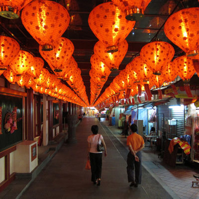 Asia/Australia 2013: Singapore sights I