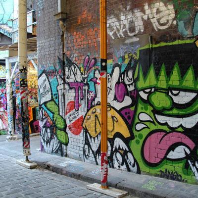Asia/Australia 2013: Melbourne sights