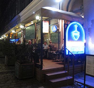 Budapest 2013: food