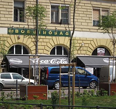 Budapest 2013: drink