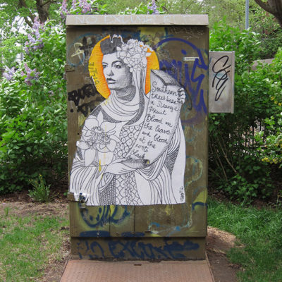 Montreal: street art
