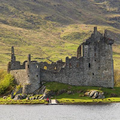 Scotland 2013: Highlands sights day 1
