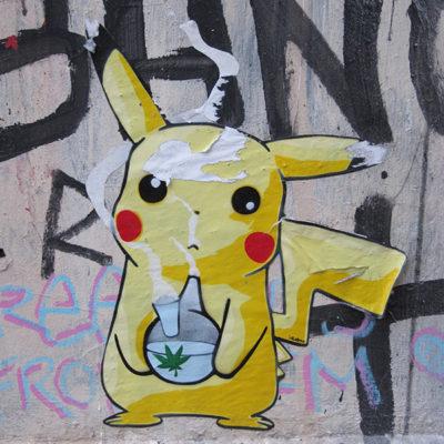 Germany & France, July 2013: Berlin street art