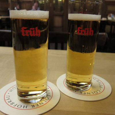 Summer Euro 2013: Köln / Cologne food & drink