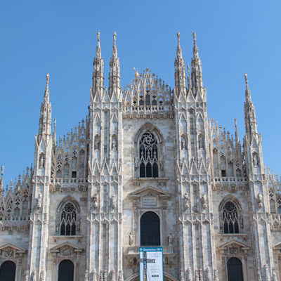 Italy 2014: Milan sights