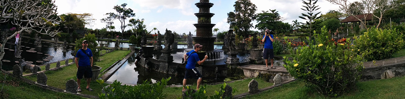 Candidasa: Tirta Gangga, Ujung Water Palace and White Sandy Beach