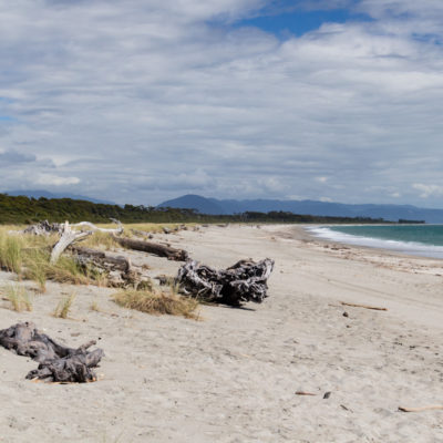 New Zealand – Route 6 drive to Haast Beach