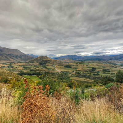 New Zealand – Crown Range Pass