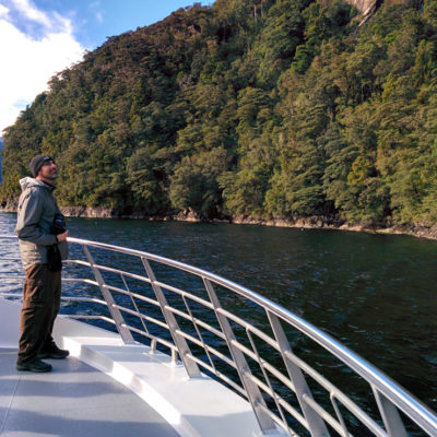 New Zealand – Doubtful Sound Cruise with Real Journeys