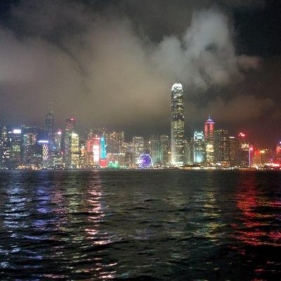 One night in Hong Kong