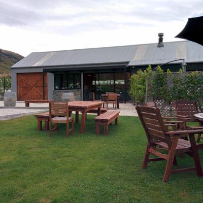 Central Otago wineries