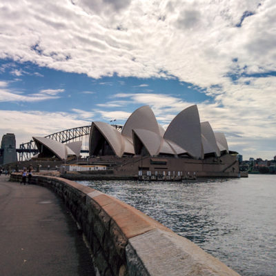 One day in Sydney!