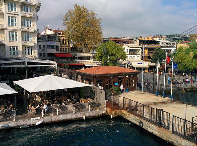 Istanbul 2015: Bosphorus
