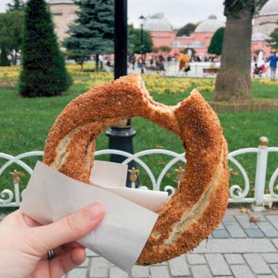 Istanbul 2015: Food!