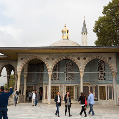 Istanbul 2015: The Topkapi Palace Museum