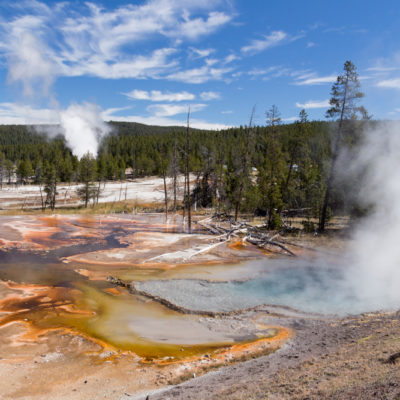 Wild West 2015: Yellowstone (Day 2)