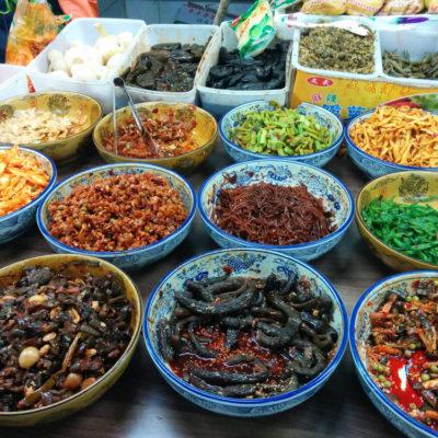 Beijing 2015: Dumplings Cooking Class & Market Tour