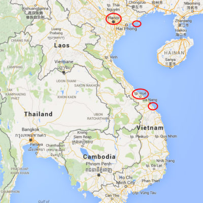 Vietnam 2016: overview
