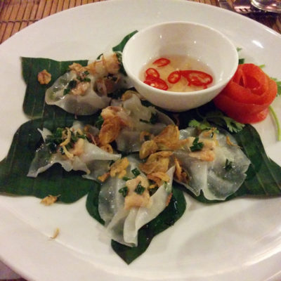 Vietnam 2016: food in Hoi An