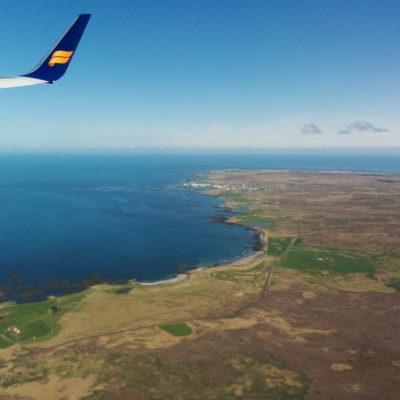 Eric's 40th: IcelandAir