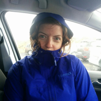 Eric's 40th: Iceland Day 2 – RAIN!