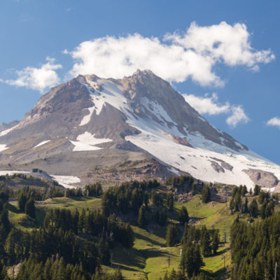 Leandra's 40th: Mt. Hood