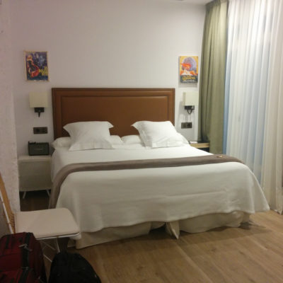 Bilbao: where we stayed