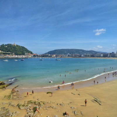 San Sebastian: sights and beaches