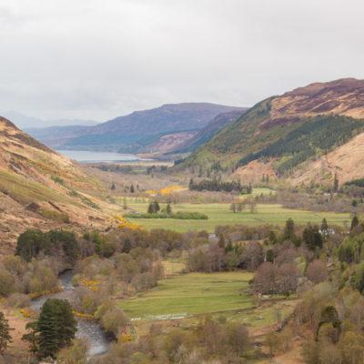 Scotland 2017: Exploring the Highlands