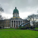 London: Imperial War Museum, a Polish Kitchen + the death of my phone