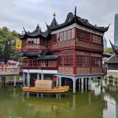 Shanghai: Yuyuan Gardens + Tianxifang