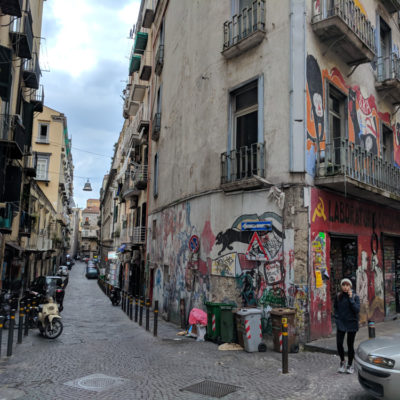 Italy 2018: Naples sights