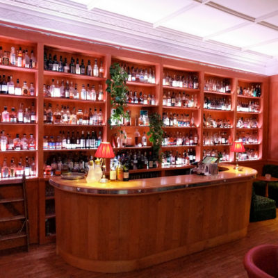 Scotland 2018: Spirit of Speyside whisky bars
