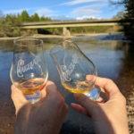 Scotland 2018: Spirit of Speyside Craigellachie Bridge tasting